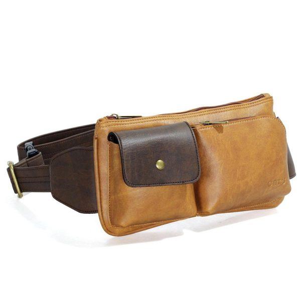 Túi đeo chéo CNT MQ26 Bò lợt cá tính