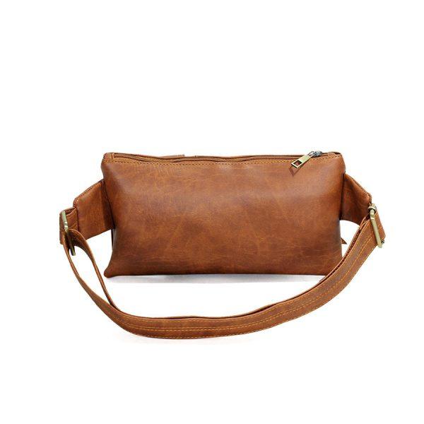 Túi đeo chéo CNT MQ27 Bò đậm sành điệu