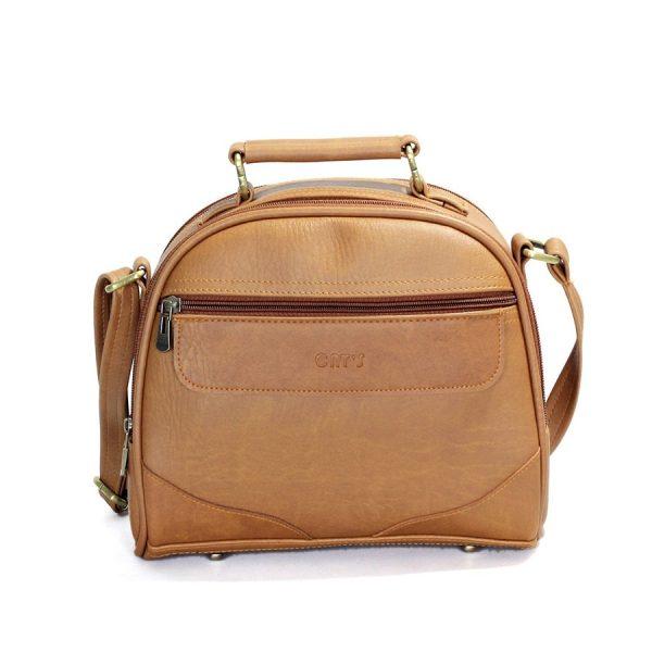 Túi đeo chéo nữ CNT TĐX42 Bò lợt cao cấp