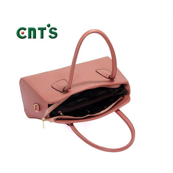 Túi xách nữ CNT TX43 Hồng ruốc